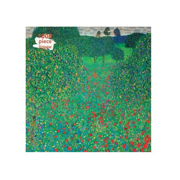 Poppy Field Jigsaw For Adults
