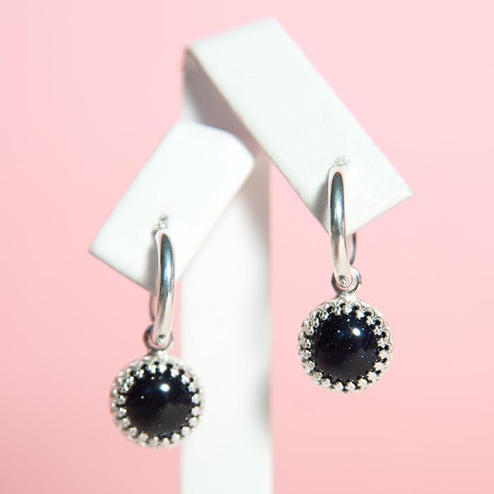 Sweet Rosie Queen Earrings