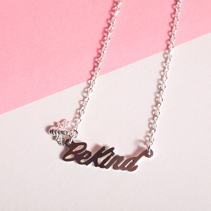 Sweet Rosie Be Kind Necklace