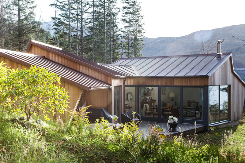 Dog Friendly Self Catering Scotland Knoydart hide