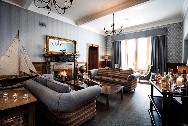Luxury Scottish Hotels Skeabost