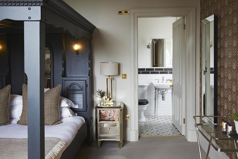 Luxury Scottish Hotels The Dunstane House