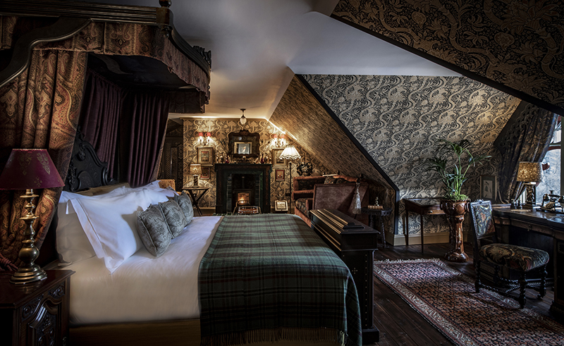 Luxury Scottish Hotels The Fife Arms