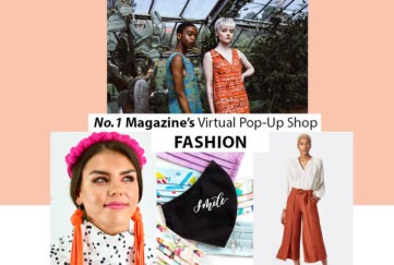 No.1 Virtual pop-up Shop July