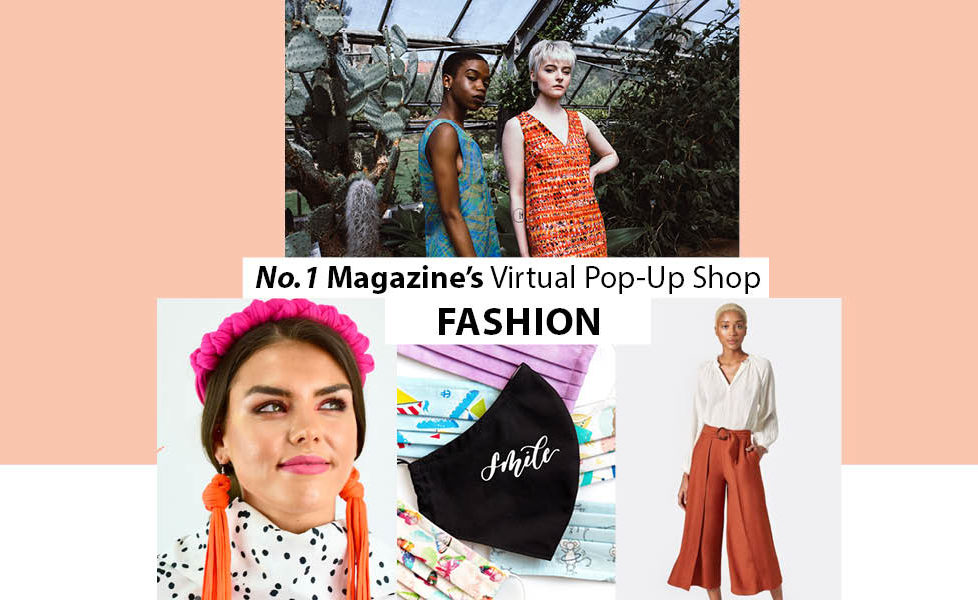 No.1 Virtual pop-up Shop July