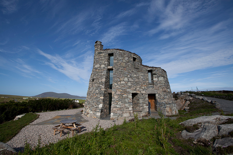 The Broch Off The Beaten Track Accommodation Scotland