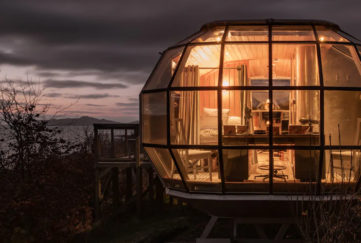 unusual Scottish airbnbs
