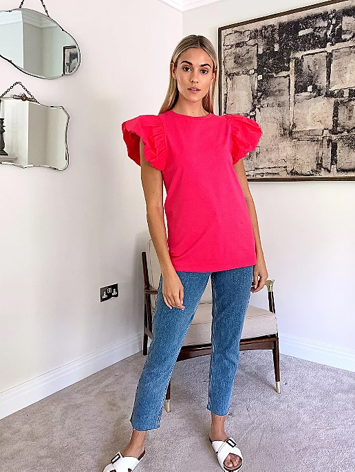 jeans and a nice top