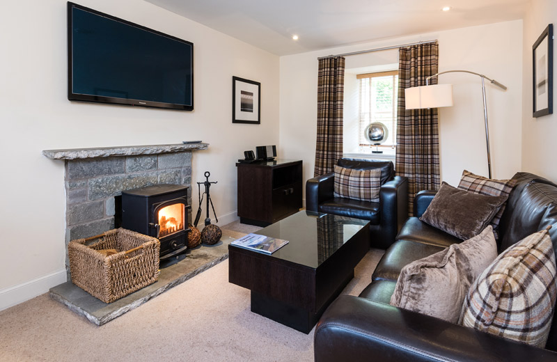 Molly's Cottage at Kenmore Luxury Lodges