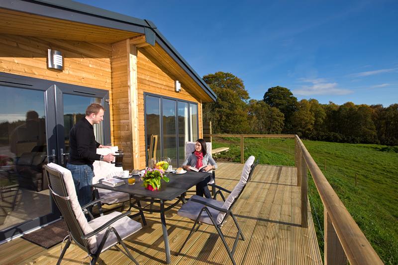 Beauly Lodge at Kessock Highland Lodges