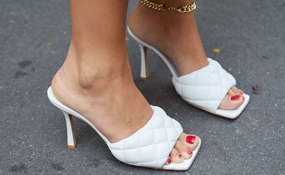 Summer Shoes On The High Street