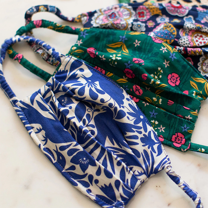 Boden Face Coverings Stylish Face Masks