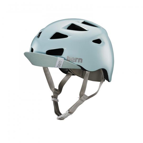 stylish cycling accessories Bern helmet