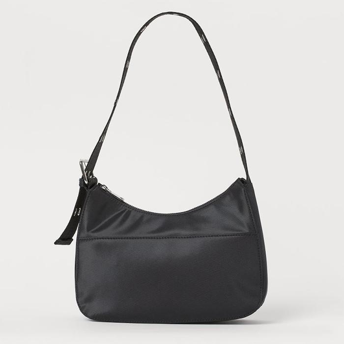 baguette style bag H&M 2020