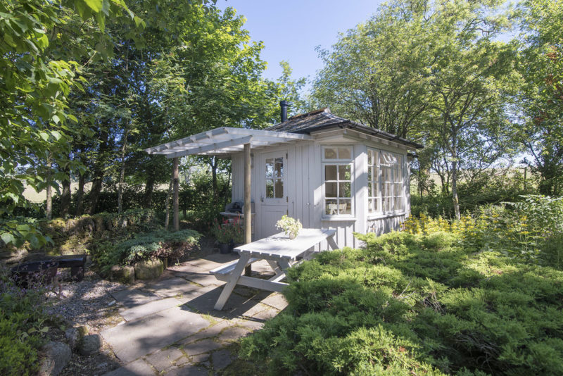 Glamping In Scotland The Summer Howf
