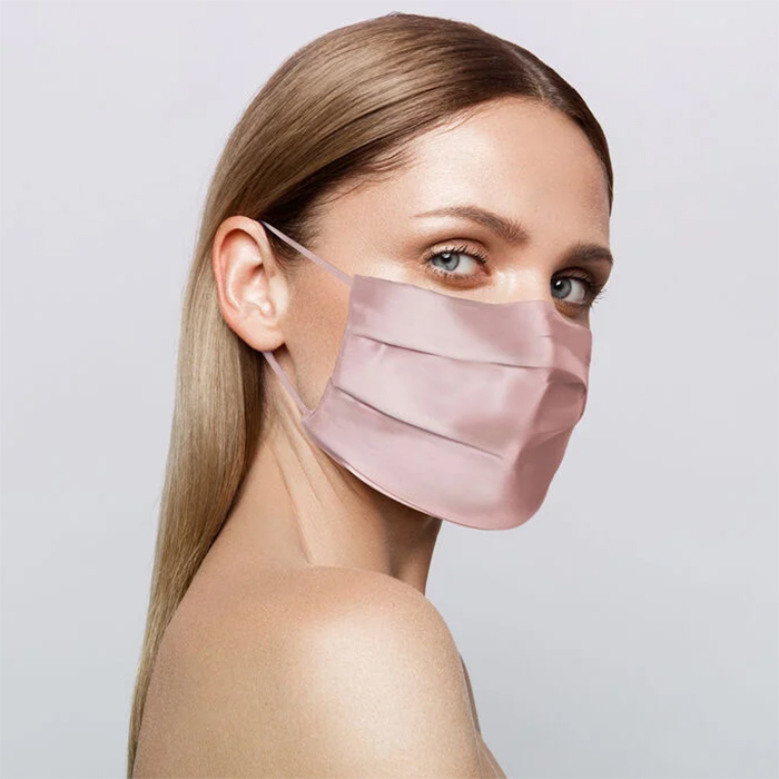 SIlk Slip Face Mask Stylish Face Masks
