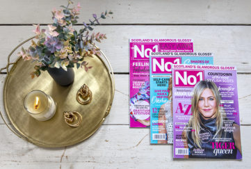 No.1 Magazine August Subscription Offer