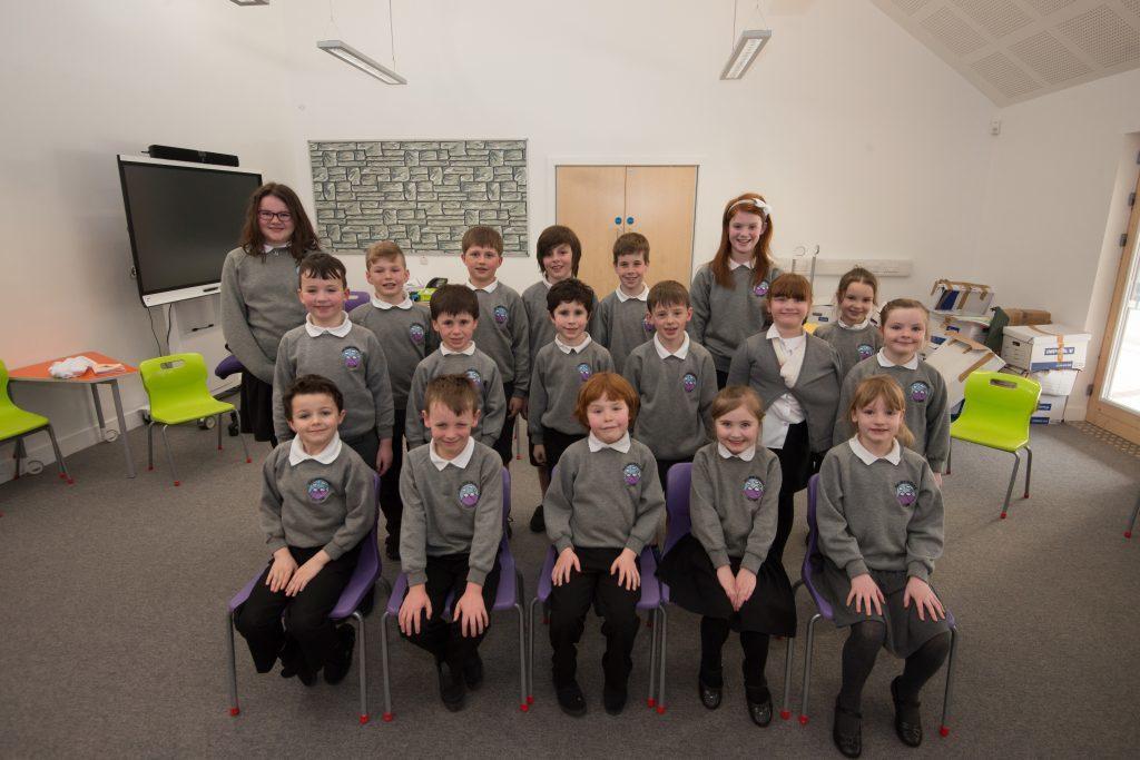 Gaelic school choir for Lochaber Music Festival.