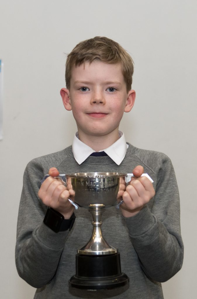 Seamus Stevenson age 9-10 Solo Gaelic song.