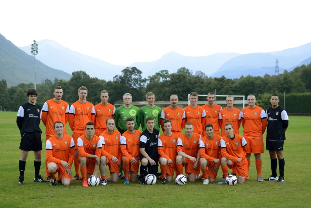 A look back at the 2014 team together. PICTURE IAIN FERGUSON THE WRITE IMAGE. F16football2noIF