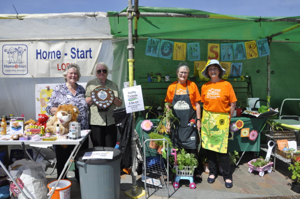 The best dressed stall went to Home Start Lorn last year. 16_T23_CharitiesDay17