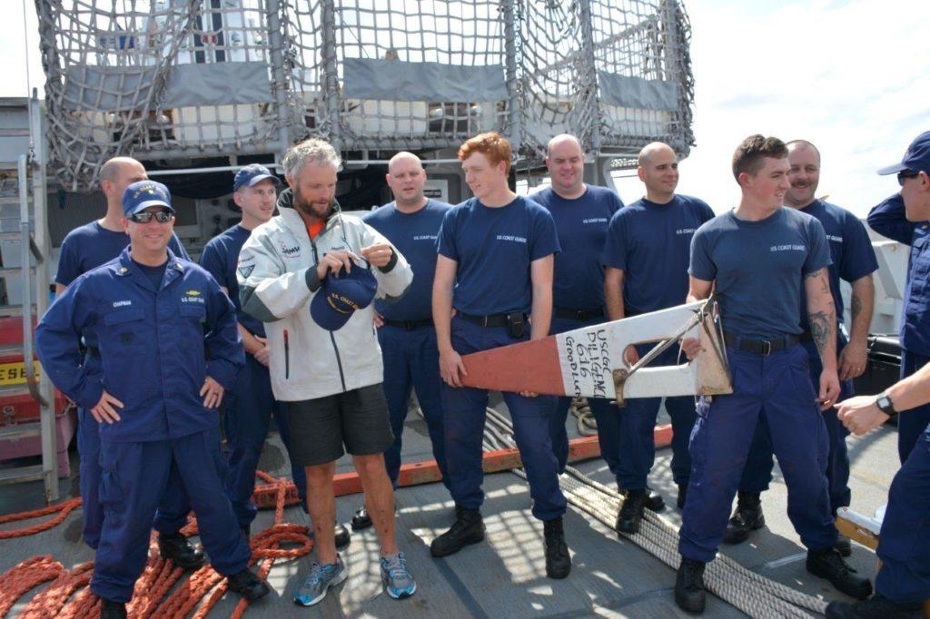 Atlantic Rowers 6