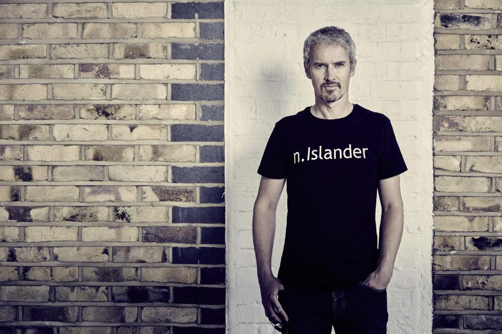 Colin MacIntyre: 'I am always an islander'. Photograph: Soren Kristensen