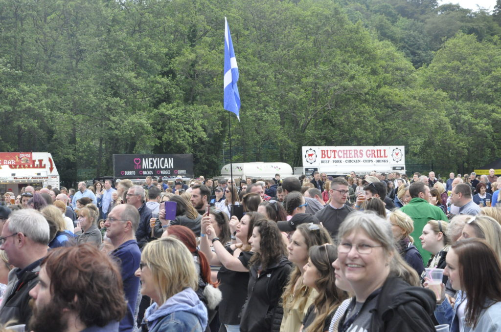 Oban Live received a £15,000.00 Strategic Events and Festivals Grant in the 2019/20 allocation.