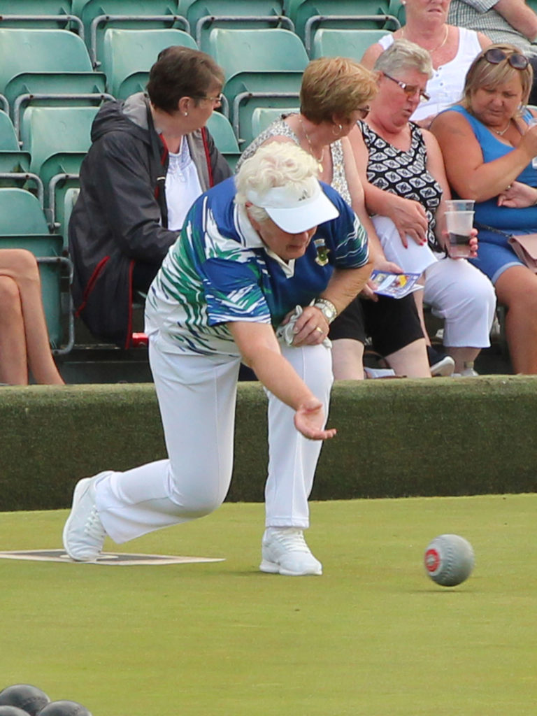 Helen MacLean took part in the singles and doubles competitions.