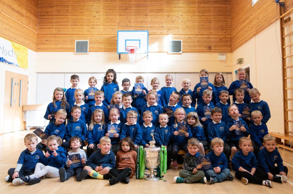 Spean Bridge Primary School. Photos: Abrightside Photography.