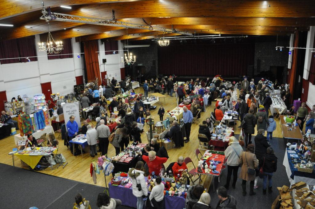 Argyll Animal Welfare enjoyed a good turnout for their Market at the Corran Halls.