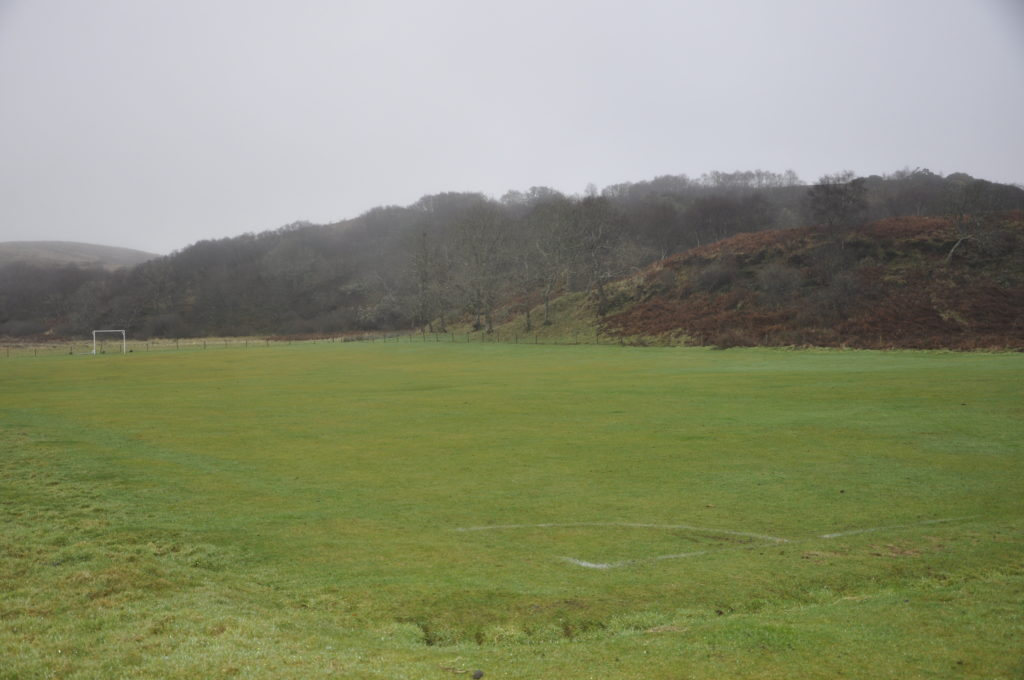 You can still help keep the Ganavan area green