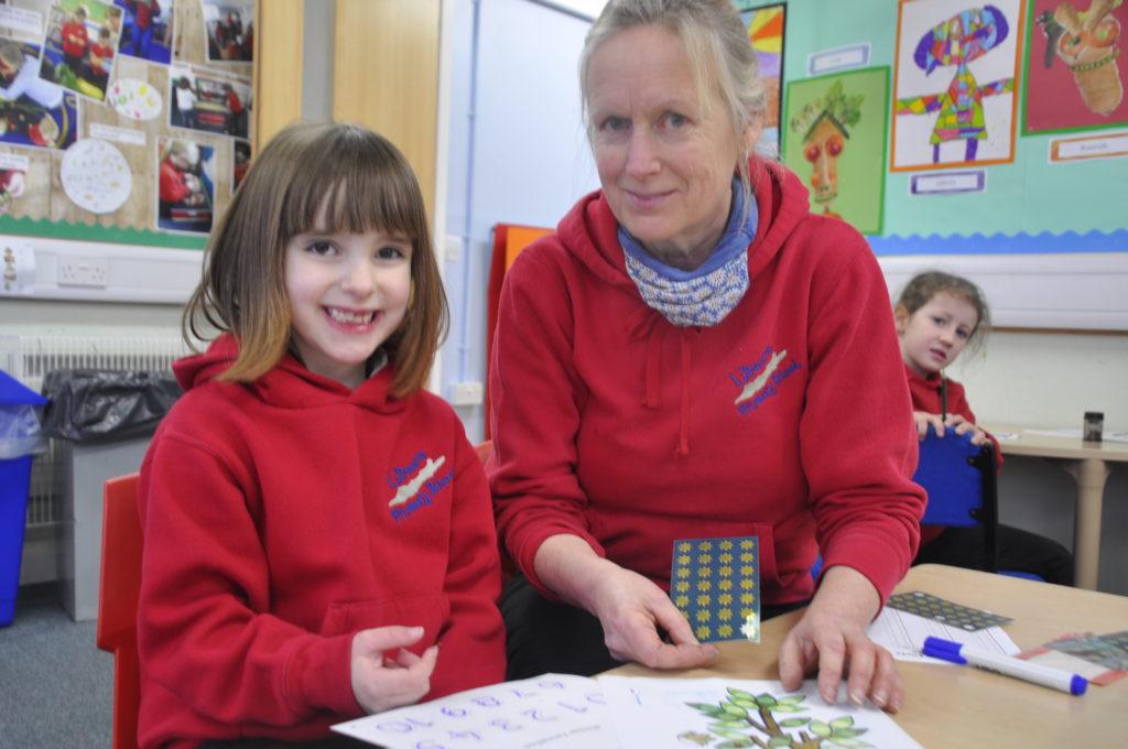Lismore headteacher Catherine Davies has been 'a star' say parents.