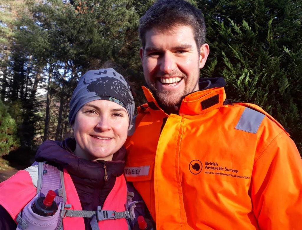 Organisers Stacey and Max Holloway from Oban-based WayOutside hailed the event a success.