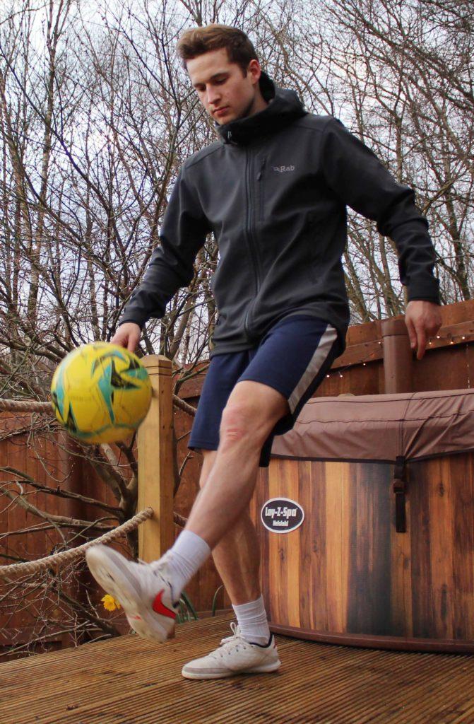 Fort William FC player Martin Munro.