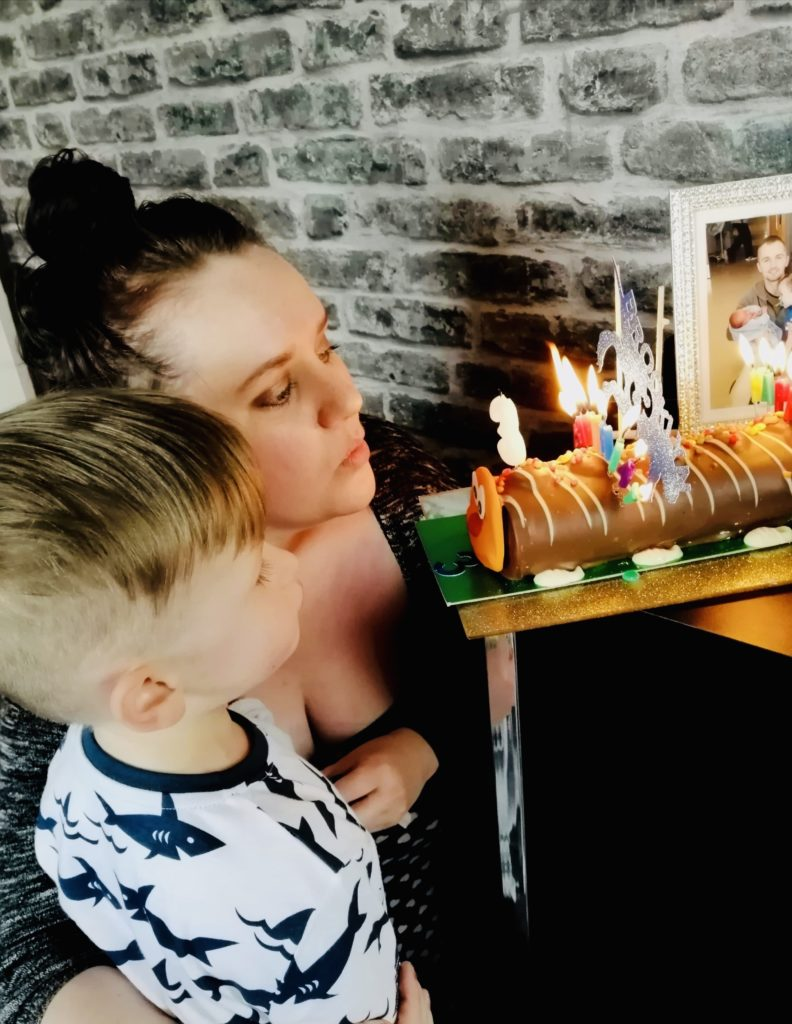Brooklyn Mcnicol from Oban celebrated his 3rd birthday on May 12 and enjoyed playing with his birthday toys with his brother Rome and ate lots of cake. Brooklyn is going on a fun family day to the zoo when lockdown is over.