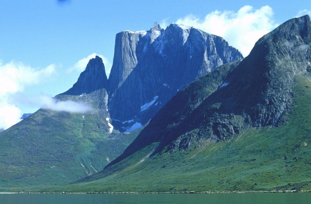 Ulamertorsuaq on Tasermiut fjord