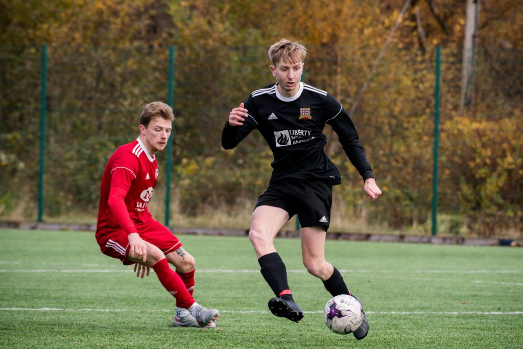 Oban Saints came out four goals ahead in their friendly against South Lochaber Thistle.