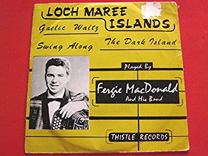The original Loch Maree Islands EP which topped the charts in 1966.