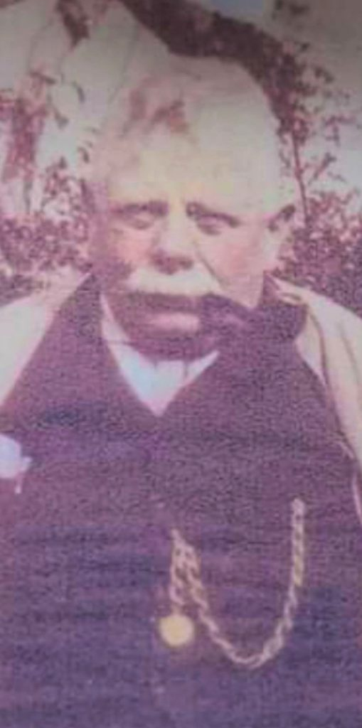 Clare's great, great grandfather, Alexander McNab, was born in Argyll in 1863.