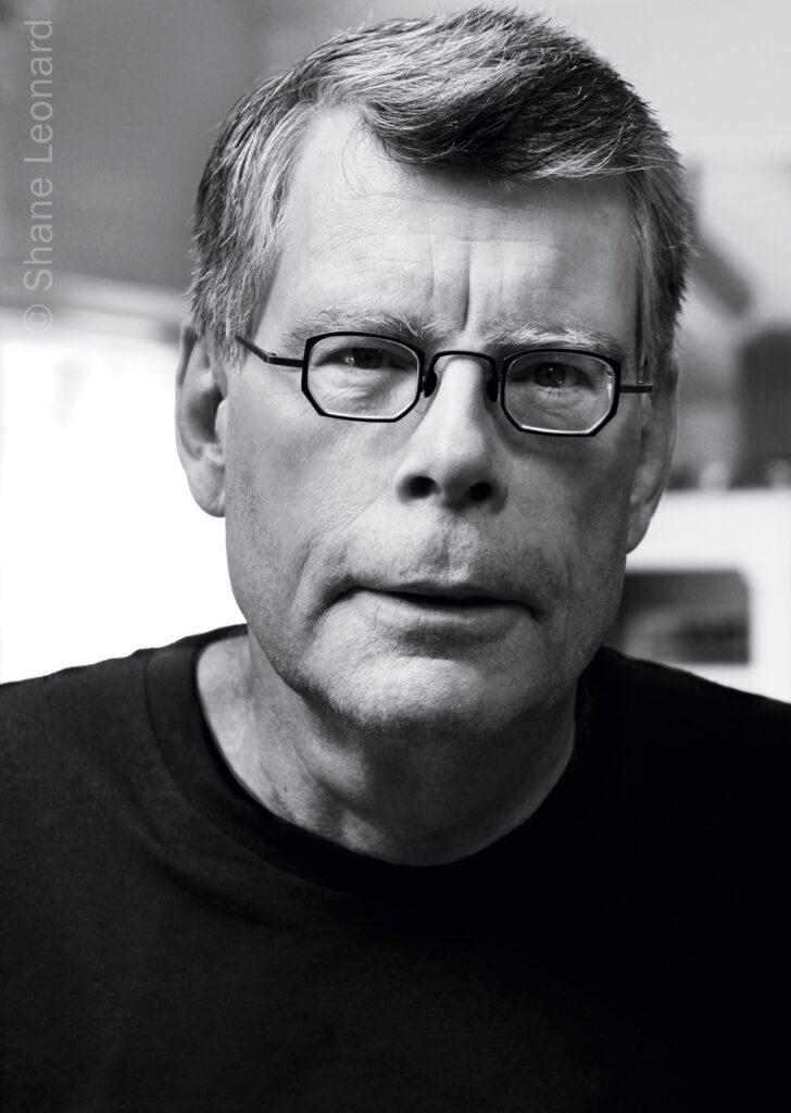 Stephen King. © Shane Leonard.