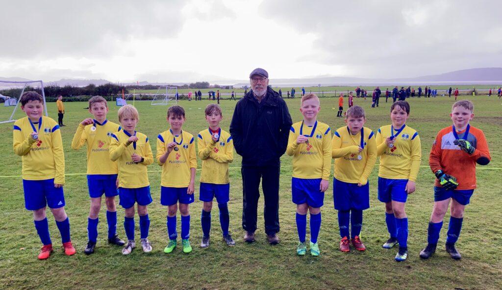 Lochnell FC 2010s.
