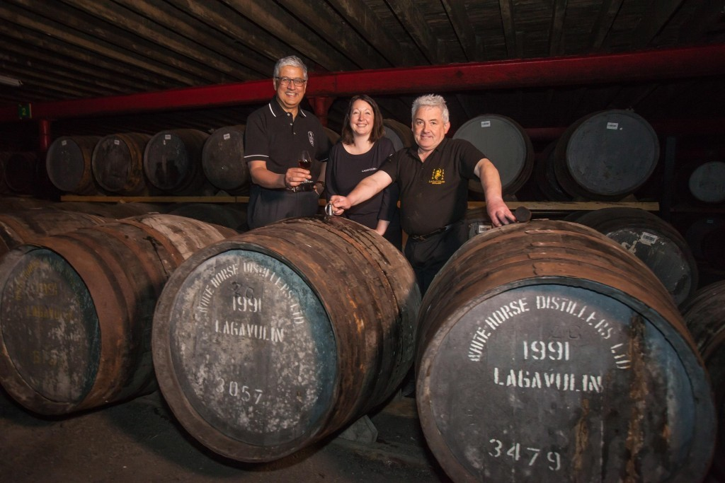 Distillery Marks 200 Years with a Special Cask for Islay