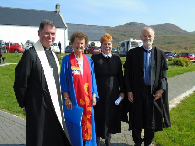 Minister found for Barra after eight-year search