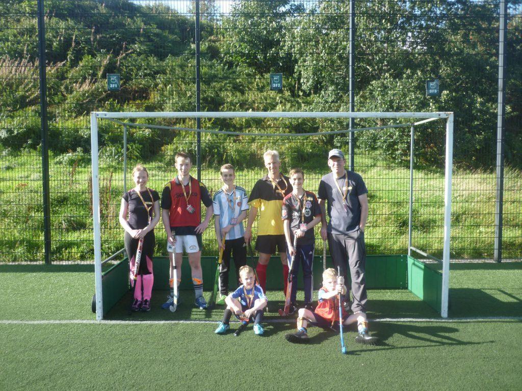 Hockey fest inspired by Team GB