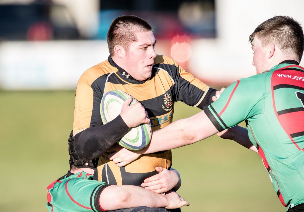 Rugby: heavy defeat for Lochaber