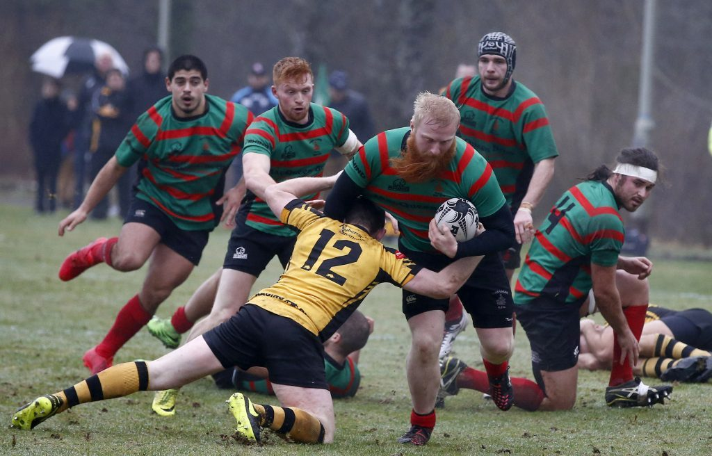 Dismal, dreich and dreary – and that was the rugby as well as the weather