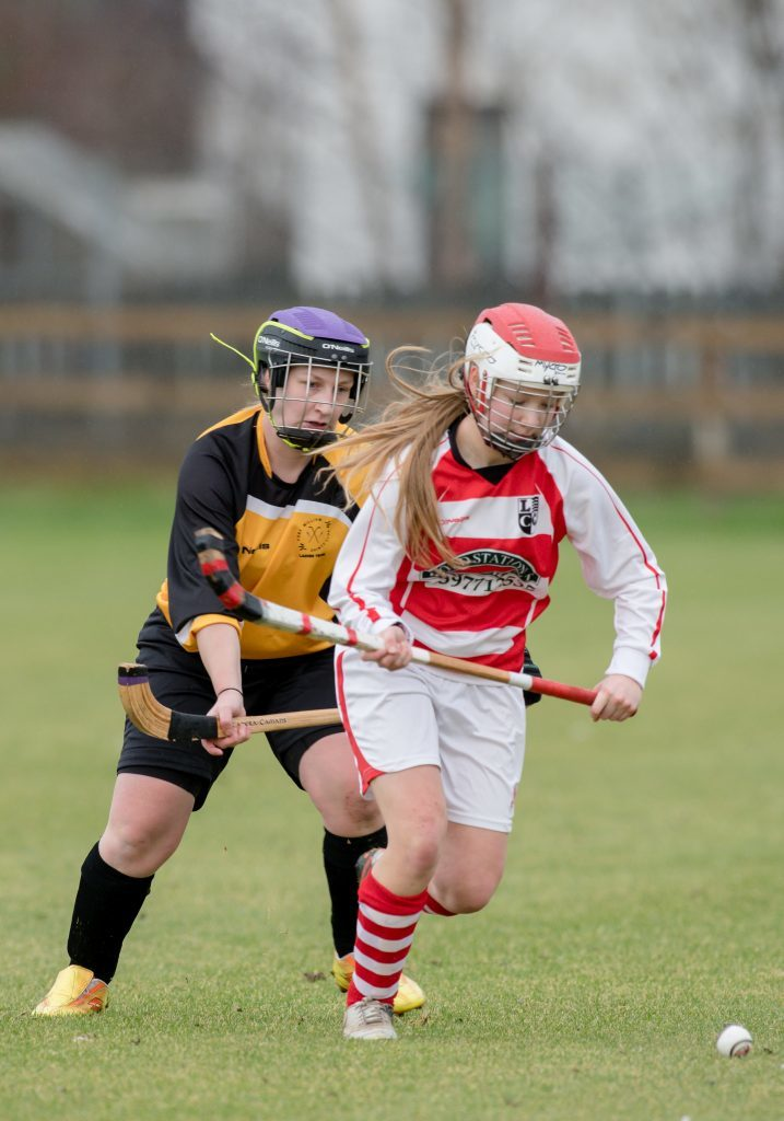 Lochaber ladies edge out local rivals