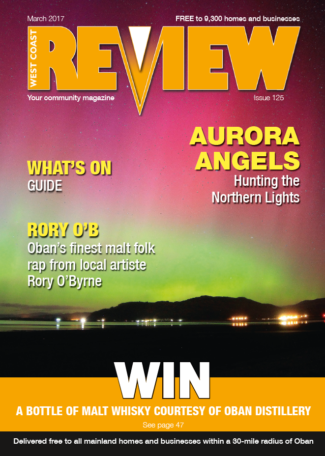 The March West Coast Review is out now!