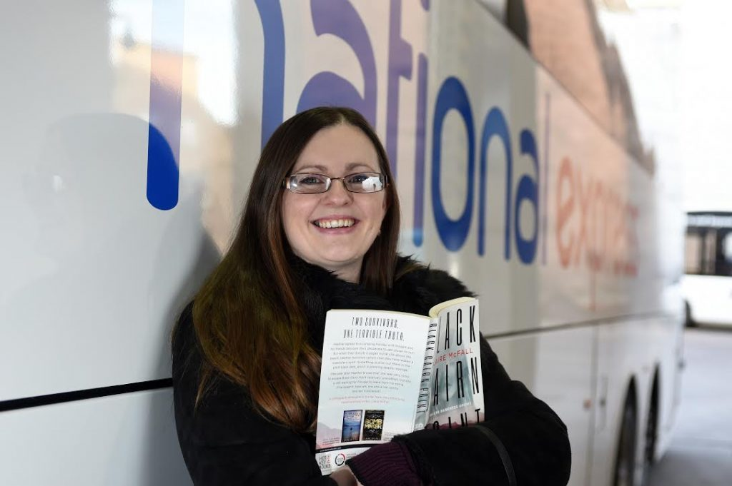 'Express Yourself' this half term says Scottish author